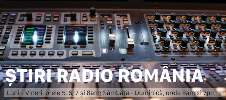 Stiri Radio ROMANIA